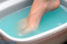 Как лечить грибок ногтя на ногах перекисью водорода