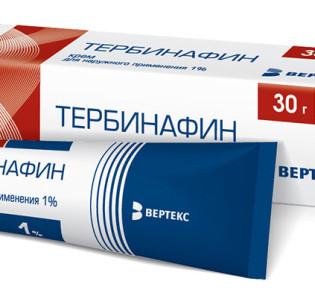 Тербинафин — инструкция по применению, аналоги и отзывы