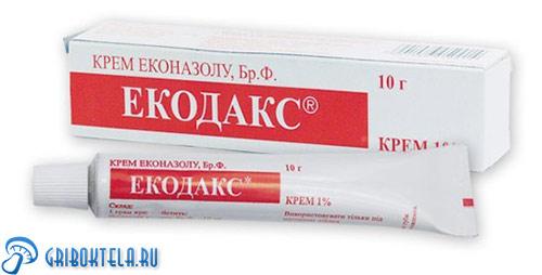 Крем экодакс