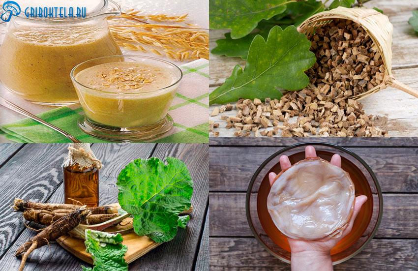 Народные средства лечения грибка пищевода