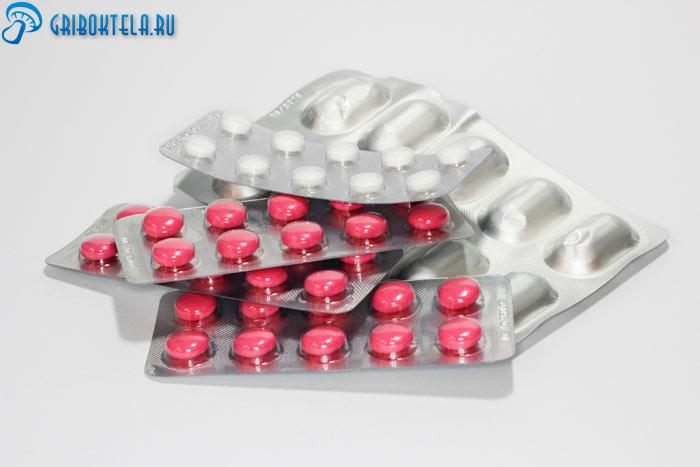 Таблетки от молочницы при задержке