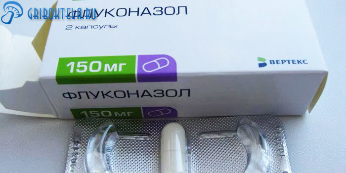 Свечи флуконазол