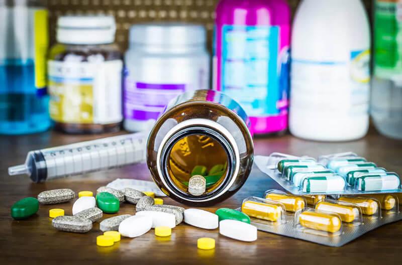 Лекарственные средства от микотической Экземы